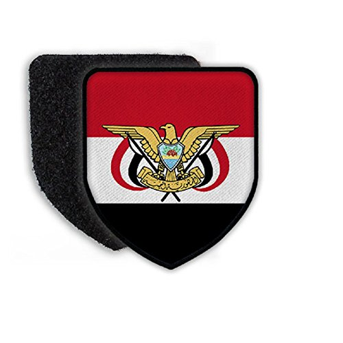 Coat Yemen (Flag of Yemen country national coat of arms - Patch/Patches)