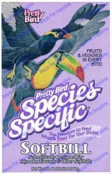 Softbill Select for Small Birds – 3 lb., My Pet Supplies
