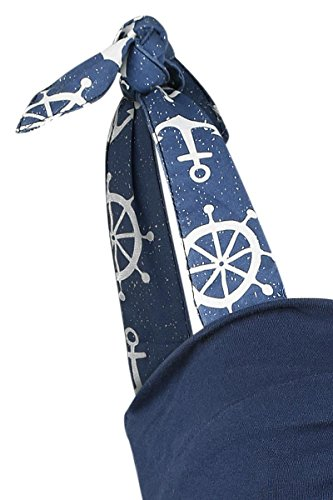 Rockabella Cheryl Top Camiseta Tirantes Azul Azul