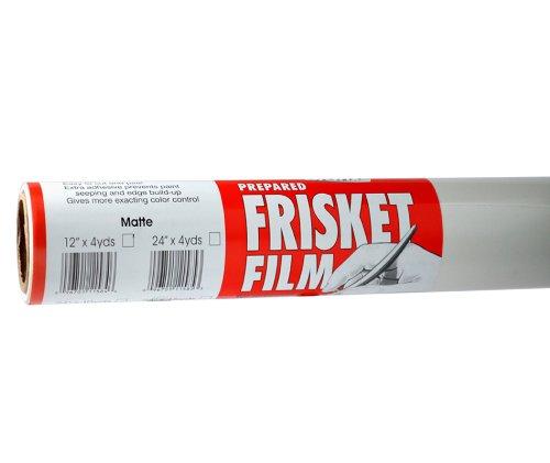 Grafix Extra Tack Frisket Film Roll 12-Inch-by-4-Yards, Matte by Grafix