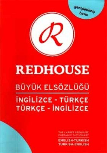 The Larger Redhouse Portable Dictionary: English-Turkish & Turkish-English (Turkish and English - To Dictionary English Turkish