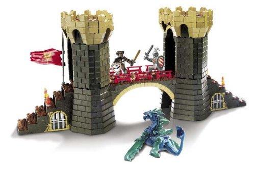 Arthur Price Kings - Mega Bloks King Arthur Battle Action Bridge Building Set