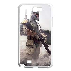 C-EUR Diy Phone Case Star Wars Warrior Pattern Hard Samsung Galaxy S5 I9600/G9006/G9008
