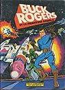 Buck Rogers et la princesse Ardala par Newman
