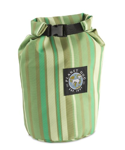 Planet Dog Large Weekender Feedbag, Forest, Green, My Pet Supplies
