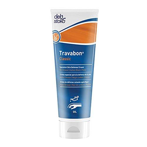 Deb Group Travabon Classic Cream, 100 mL Tube, 12/Case
