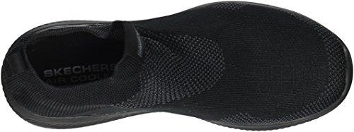 Skechers Mænds Go Gåtur Revolution Ultra Rystelse Sneaker Sort lAUNbd