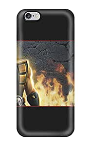 Keyi chrissy Rice's Shop Hot 7602642K81067812 Fashion Protective Mortal Kombat Case Cover For Iphone 6 Plus