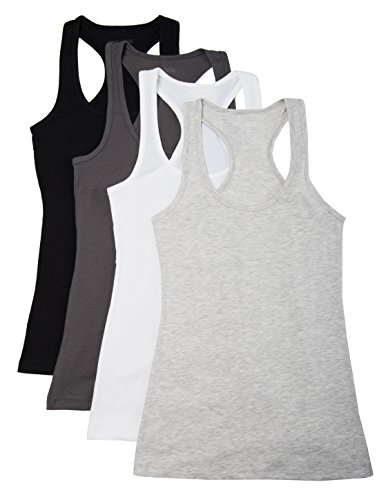 Back Womens Tank Top - 9