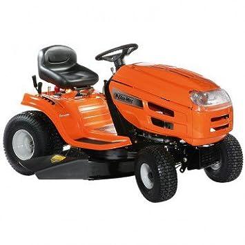 Oleo-Mac Tornado 95/11.5T césped Tractor cortacésped - Multiherramienta Kit de mantillo gratuito y fácil agarre.: Amazon.es: Jardín