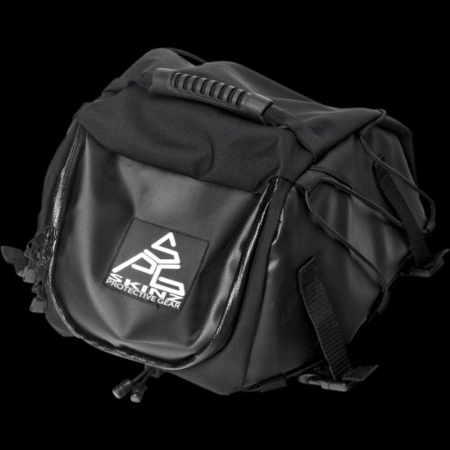 Skinz Protective Gear Tunnel Pak - Black SDTP400-BK ()