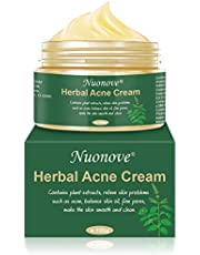 Acne Cream, Acne Treatment Cream, Acne Scar Cream, Acne Cream for Face, Balance Water And Oil, Perfect For Acne Scar Removal, Spots, 100g