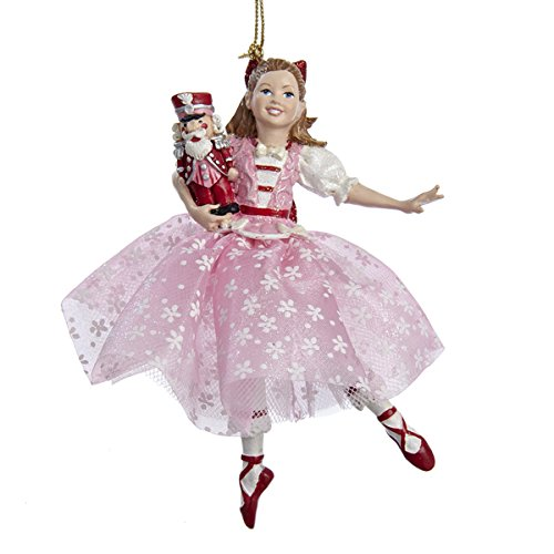 Kurt Adler Dancing Clara Christmas Ornament