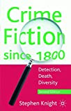 img - for Crime Fiction since 1800: Detection, Death, Diversity book / textbook / text book