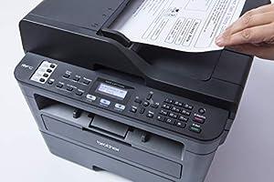 Brother Mfc-L2710DN - Impresora multifunción 4 en 1, Monocromo, A4 ...