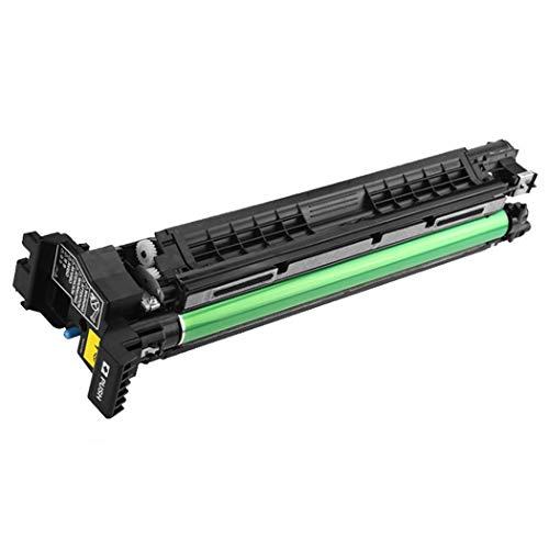 - MALPYQA Compatible with Konica Minolta C210 Toner Cartridge for 200 C203 C353 C253 Drum Assembly IU212 Imaging Drum,Red