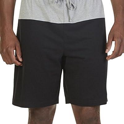 Nautica Men's Soft Cotton Knit Sleep, Pajama, Lounge Shorts