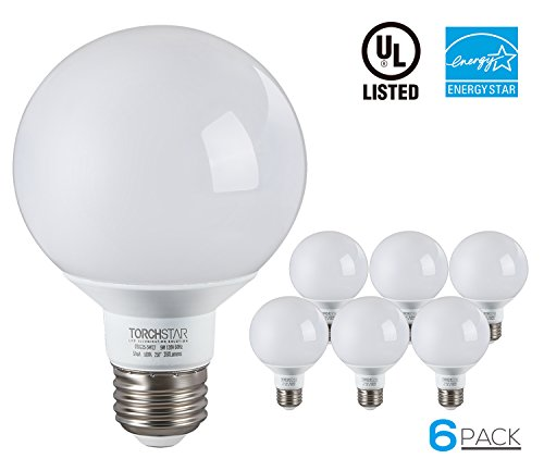 G25 Led Globe Lights - 6