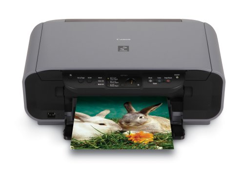 Canon PIXMA MP160 All-In-One Photo Printer (Gray) by Canon
