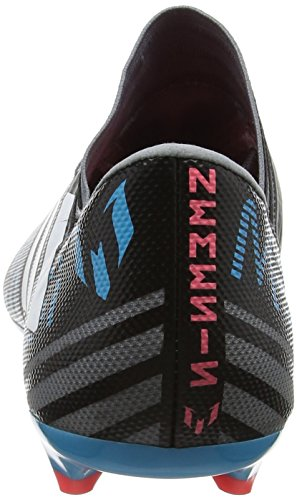 Adidas Mannen Nemeziz Messi 17,3 Fg Voetbal Schoenen Grijs (grijs / Schoeisel Wit / Zwarte Kern)