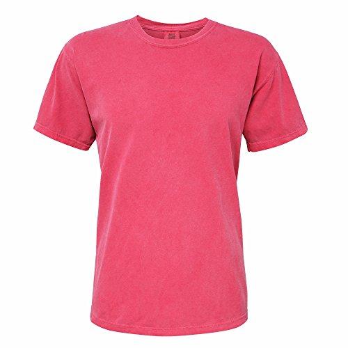 A Maniche Nero Comfort Maglietta Colours Unisex Corte pqxEztx