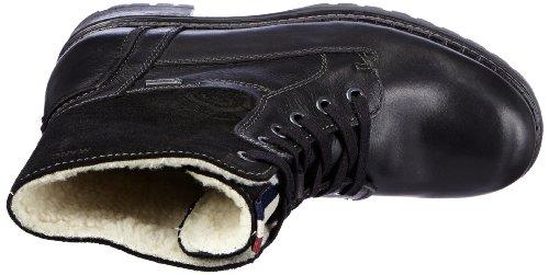 Anfibi black Shoes Marc Nero schwarz 100 Alma Donna E8UcBc4pq
