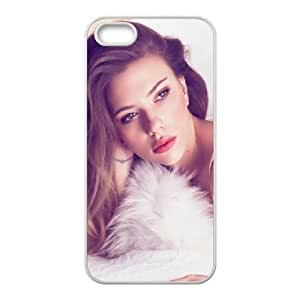 iPhone 4 4s Cell Phone Case White Beautiful Scarlett Johansson TR2354526