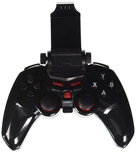 USPRO® Wireless Bluetooth Game Controller Game Pad for iPhone/iPad/Samsung/Tablet/Laptop Devices with Bluetooth, DOBE TI-465 (Lg G Pad Vs Samsung Tab E)