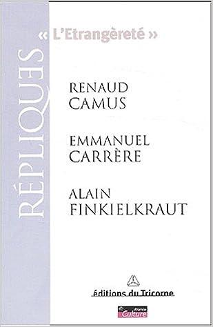 Book L'Étrangèreté