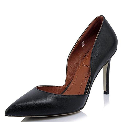 Nine SevenPumps Heels - Sandalias con cuña mujer negro