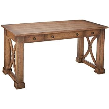 Remarkable Hooker Furniture 638 10005 Melange Architectural Writing Desk Light Wood Download Free Architecture Designs Embacsunscenecom