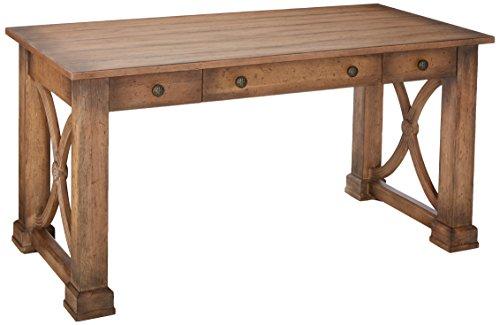 Wondrous Hooker Furniture 638 10005 Melange Architectural Writing Desk Light Wood Download Free Architecture Designs Embacsunscenecom