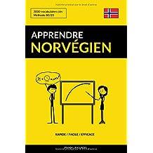 Apprendre le norvégien - Rapide / Facile / Efficace: 2000 vocabulaires clés