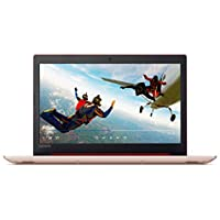 2018 Lenovo ideapad 320 15.6 Laptop, Windows 10, Intel Celeron N3350 Dual-Core Processor up to 2.4GHz, 4GB RAM, 1TB Hard Drive, DVD-RW, WIFI, Bluetooth, Webcam (Coral Red)