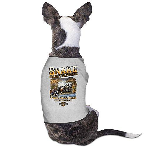 Snake Harley-Davidson Puppy Clothes Pet Supplies