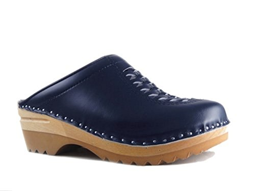 Zoccoli Wrest Womens Troentorp Blu Navy