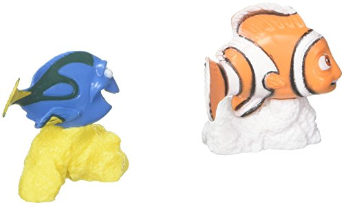 Disney Nemo & Dory 2pk Figurines -