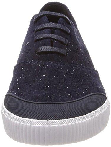 HUGO Herren Zero_Tenn_sdsp Sneaker Blau (Dark Blue 401)