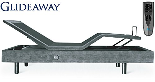 GLIDEAWAY REGAL ADJUSTABLE BED WITH WIRELESS,WALLHUGGER,MASSAGE,AND BLUTOOTH (SPLIT KING) price