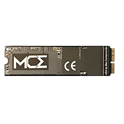 MCE 512GB SSD for MacBook Air 2015 and MacBook Air 2017: PCIe-Based 4 Lane (x4) NVMe SSD Flash Storage Upgrade - Requires macOS 10.13.x (High Sierra) or Later - 4002596 , B07GVNYWWJ , 454_B07GVNYWWJ , 221.99 , MCE-512GB-SSD-for-MacBook-Air-2015-and-MacBook-Air-2017-PCIe-Based-4-Lane-x4-NVMe-SSD-Flash-Storage-Upgrade-Requires-macOS-10.13.x-High-Sierra-or-Later-454_B07GVNYWWJ , usexpress.vn , MCE 512GB SSD for MacB