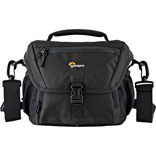 Lowepro Nova 160 AW II Camera Bag - Black (Lowepro Video Dslr)