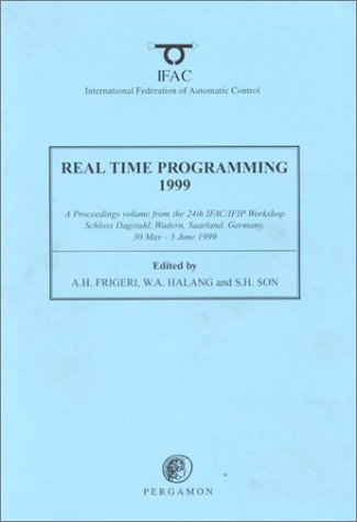 Real Time Programming 1999 (IFAC Proceedings Volumes)