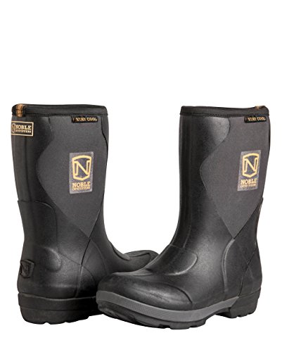 Noble Outfitters Para Mujer Muds Stay Cool Mid Black