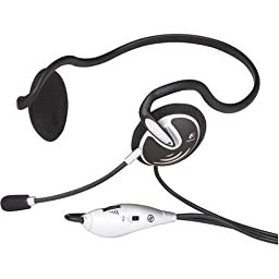 Logitech 980158-0403 Internet Chat Headset