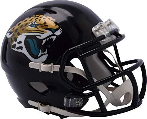 Jacksonville Jaguars Revolution - Sports Memorabilia Riddell Jacksonville Jaguars Revolution Speed Mini Football Helmet - NFL Mini Helmets