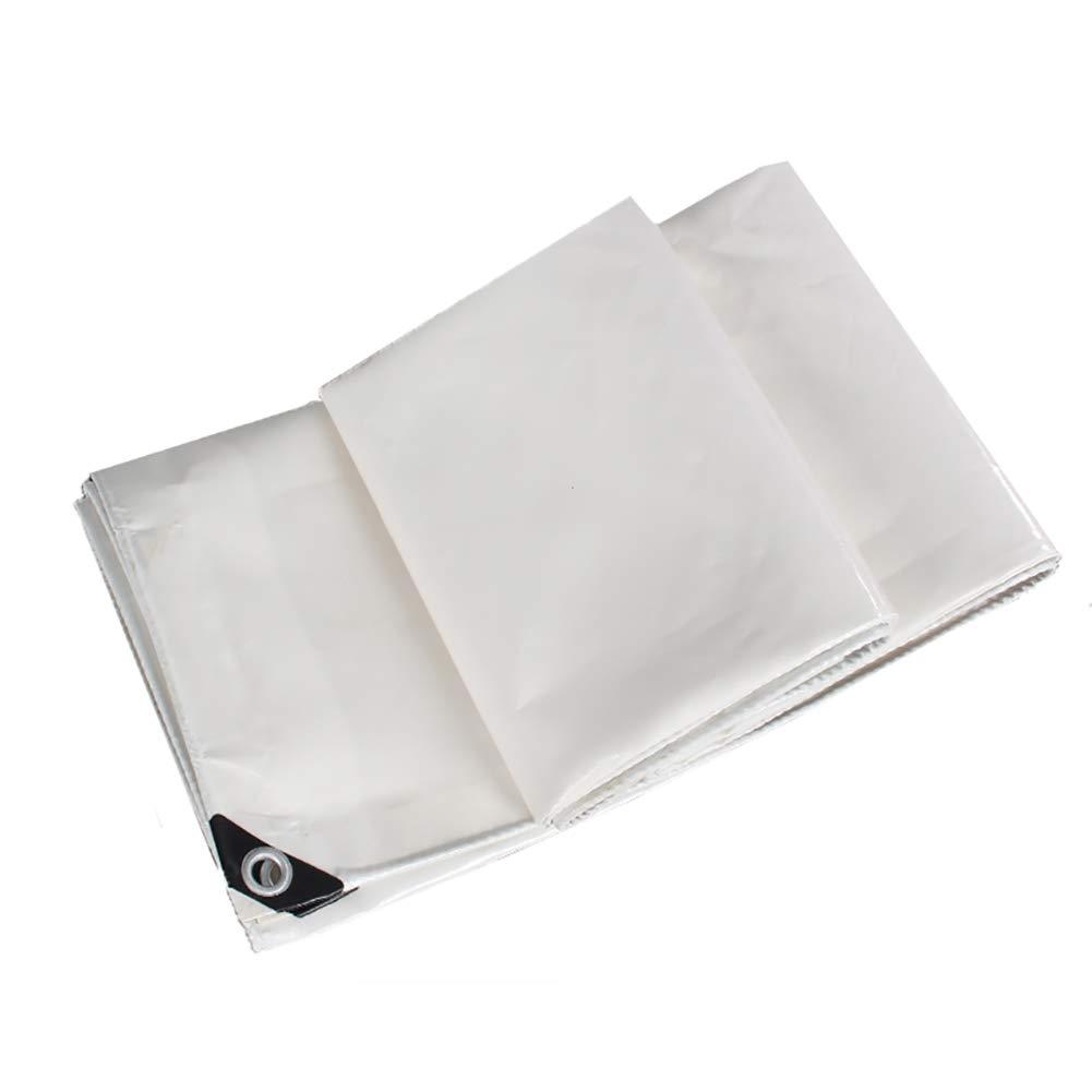 Plane Weiße hochfeste Wasserdichte perforierter 450g / M2, 100% wasserdicht, Lichtschutz, kalt, stark