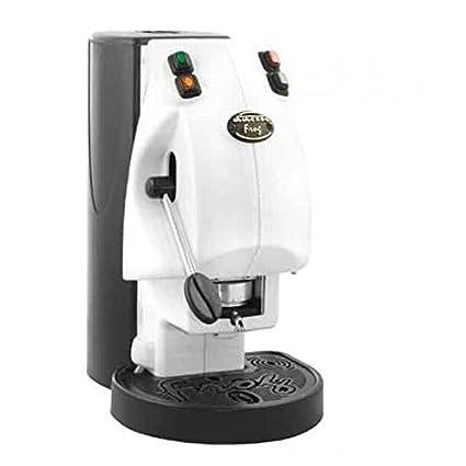 Caffe Borbone Frog Independiente Semi-automática Máquina de café en cápsulas 2L 1tazas Negro,