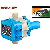 MEGAFLOW Automatic Pressure Pump Controller for All Brands of Pressure Booster Pumps