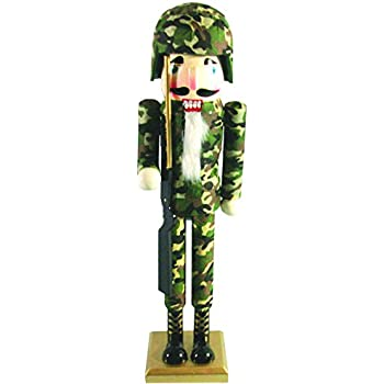 Green Camouflage 15 Santas Workshop 70622 Army Ii Nutcracker