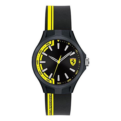 Ferrari Pit Crew Unisex Quartz Watch 840012
